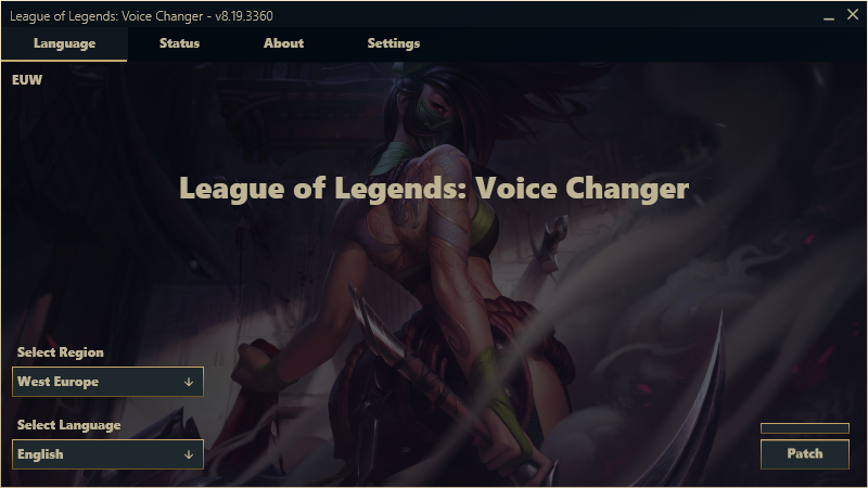 Outdated] League of Legends: Voice Changer - 8 x - MPGH